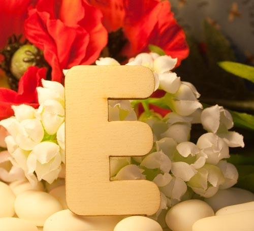 Alfabeto Classico E