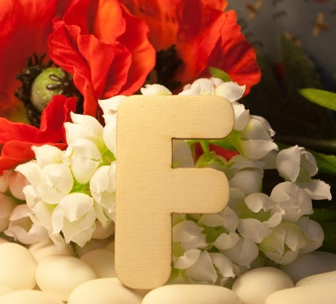 Alfabeto Classico F