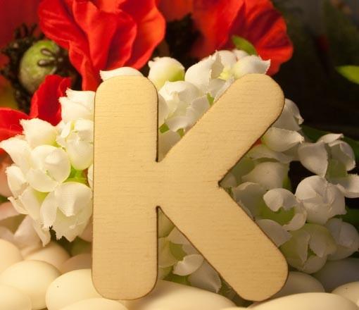 Alfabeto Classico K