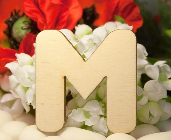Alfabeto Classico M