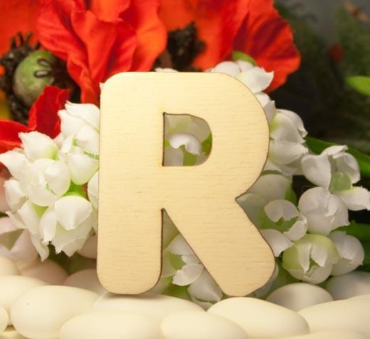Alfabeto Classico R