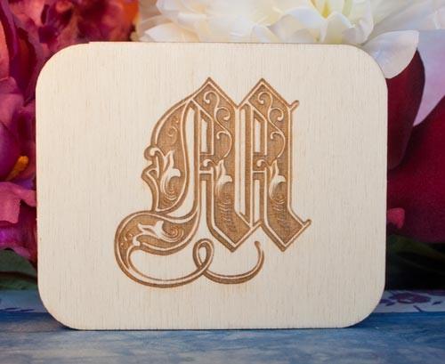 Alfabeto Royal C