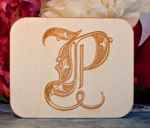 Alfabeto Royal P