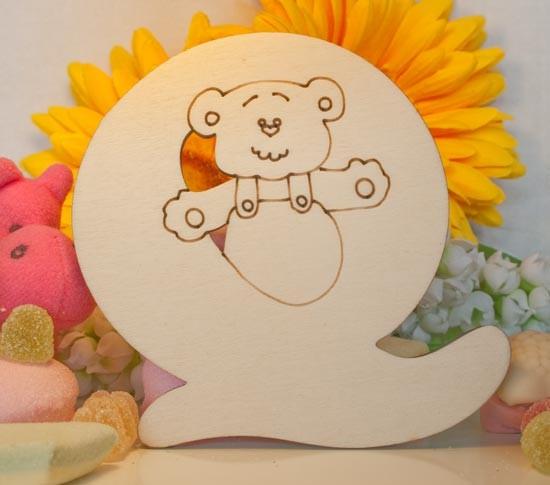 Alfabeto Teddy Bear  - Q