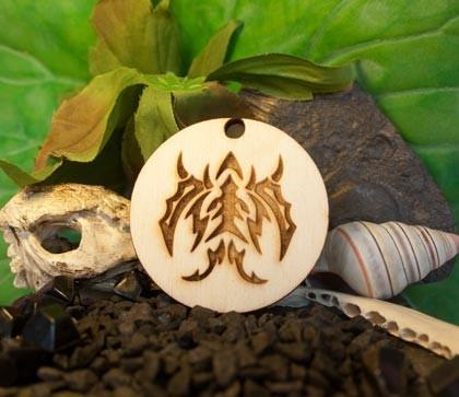 Amuleto tribale Sha Lhe