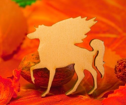 Cavallo Alato Passante