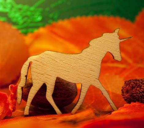 Unicorno Passante