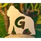 Alfabeto Gorilla - Lettera G