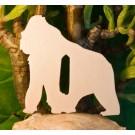 Alfabeto Gorilla - Lettera I