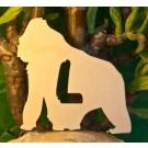 Alfabeto Gorilla  - Lettera L