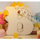 Allabeto Teddy Bear - Lettera B