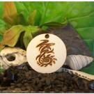 Amuleto tribale Ular Berbulu