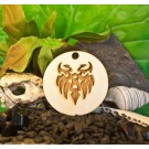 Amuleto Tribale Bijak