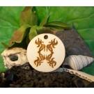 amuleto tribale Manu Thai